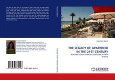 Portada del libro de THE LEGACY OF APARTHEID IN THE 21ST CENTURY