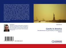 Bookcover of Czechs in America