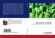 Bookcover of Microsystem reliability