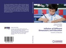 Bookcover of Inflation of Different Dimensions and Education
