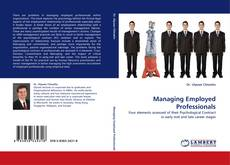 Bookcover of Managing Employed Professionals