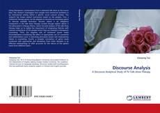 Bookcover of Discourse Analysis