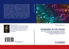 Couverture de STANDARDS IN THE STUDIO