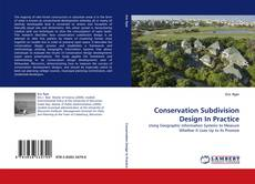 Capa do livro de Conservation Subdivision Design In Practice