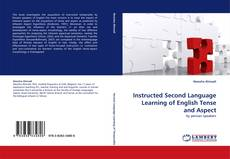 Capa do livro de Instructed Second Language Learning of English Tense and Aspect