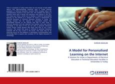 Capa do livro de A Model for Personalised Learning on the Internet
