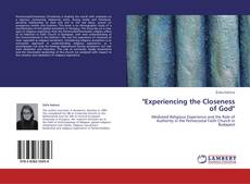 "Capa do livro de ""Experiencing the Closeness of God"""