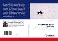 Bookcover of Probing Higgs bosons signatures