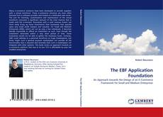 Capa do livro de The EBF Application Foundation