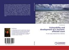 Bookcover of Vulnerability and development of a tsunami-affected coast