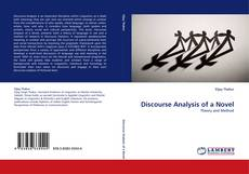 Обложка Discourse Analysis of a Novel