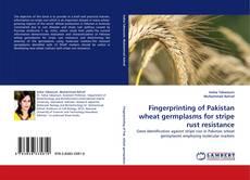 Bookcover of Fingerprinting of Pakistan wheat germplasms for stripe rust resistance