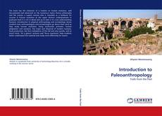 Bookcover of Introduction to Paleoanthropology