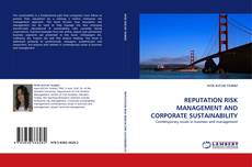 Bookcover of REPUTATION RISK MANAGEMENT AND CORPORATE SUSTAINABILITY