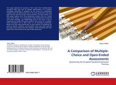 Bookcover of A Comparison of Multiple-Choice and Open-Ended Assessments