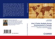 Portada del libro de Line X Tester Analysis  Across Environments in Tomato