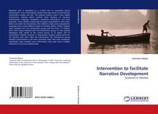Buchcover von Intervention to facilitate Narrative Development