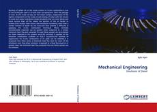 Bookcover of Mechanical Engineering