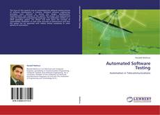 Bookcover of Automated Software Testing