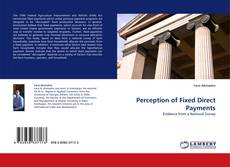 Bookcover of Perception of Fixed Direct Payments