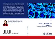 Bookcover of MIMO Techniques for UTRA LTE