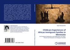 Portada del libro de Childcare Experiences of African Immigrant Families in Minnesota