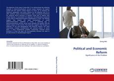 Bookcover of Political and Economic Reform