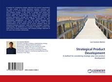 Buchcover von Strategical Product Development