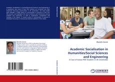 Portada del libro de Academic Socialisation in Humanities/Social Sciences and Engineering