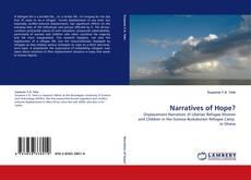 Buchcover von Narratives of Hope?