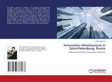 Bookcover of Innovation infrastructure in Saint-Petersburg, Russia