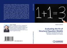 Portada del libro de Evaluating the Fit of Structural Equation Models
