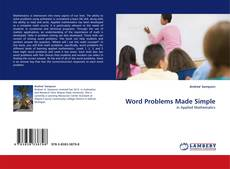 Bookcover of Word Problems Made Simple