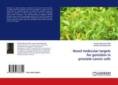 Bookcover of Novel molecular targets for genistein in prostate cancer cells