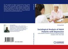 Sociological Analysis of Adult Patients with Depression的封面