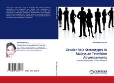 Capa do livro de Gender Role Stereotypes in Malaysian Television Advertisements