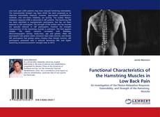 Bookcover of Functional Characteristics of the Hamstring Muscles in Low Back Pain