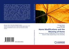 Buchcover von Home Modifications and the Meaning of Home