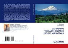 Buchcover von VASUNDHRA: THE EARTH RESEARCH PROJECT MONOGRAPH