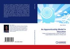 Bookcover of An Apprenticeship Model in Education