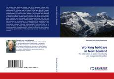 Bookcover of Working holidays in New Zealand