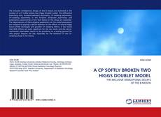 Bookcover of A CP SOFTLY BROKEN TWO HIGGS DOUBLET MODEL