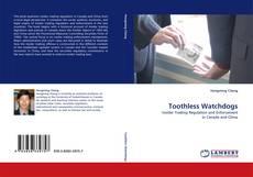 Обложка Toothless Watchdogs