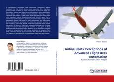 Capa do livro de Airline Pilots'' Perceptions of Advanced Flight Deck Automation