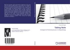 Bookcover of Taking Note