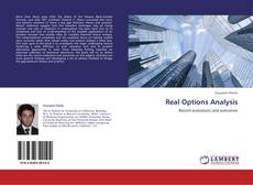 Bookcover of Real Options Analysis
