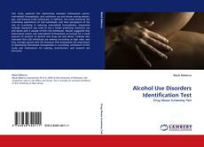 Alcohol Use Disorders Identification Test的封面