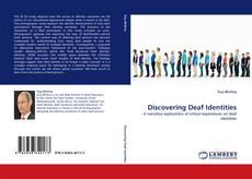 Capa do livro de Discovering Deaf Identities