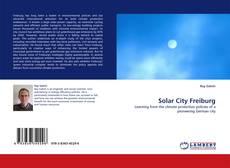 Buchcover von Solar City Freiburg