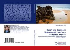 Bookcover of Beach and Sediment Characteristics at Costa Banderas, Mexico